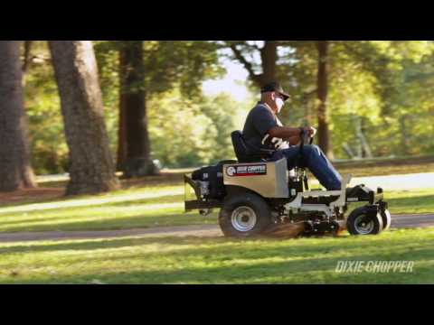 2019 Dixie Chopper Zee 2 48 in. (2348KW) Zero Turn Mower in Terre Haute, Indiana - Video 1