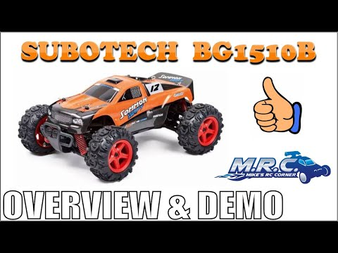 This little RC truck will surprise you!