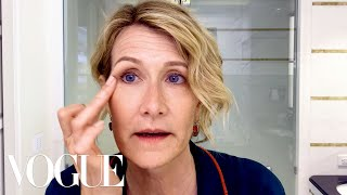 Laura Dern's Everyday Self-Care Routine | Beauty Secrets | Vogue
