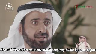 Permintaan dari Hati Taufiq al-Rabi'ah, Menkes Arab Saudi Untuk Pencegahan Virus Corona