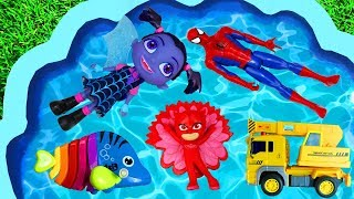 Colors and Characters, Paw Patrol, Pj Masks, Super Heroes, Octonauts and Disney Toys