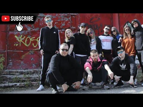 DJ Blyatman & DJ Pelix feat. xeK - SLAVIC NAMES (Official Music Video)