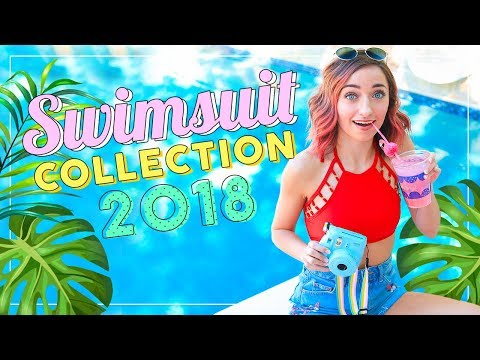 10 Stylish Swimsuit Looks for the Summer! | Swimsuit Collection 2018