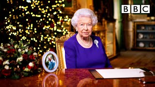 The Queen's Christmas Broadcast 2020 👑🎄 📺 - BBC