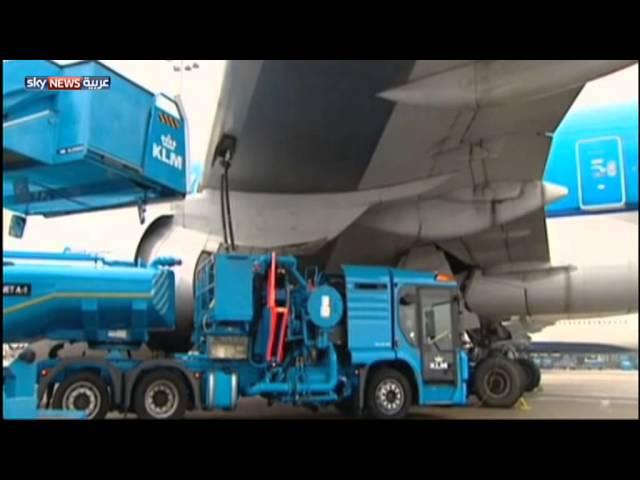 طائرات تعمل بزيت الطعام ووقود الديزل