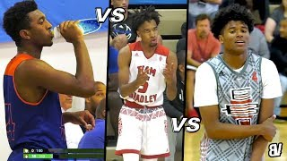 "Kyree Walker Gets REVIVED & PJ Fuller Dunks ""On"" Jalen Green - Best of Memorial Weekend"