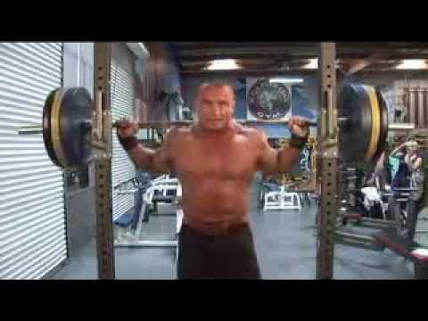 Zaostrzenie programu dla wzrostu mięśni