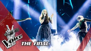 Tiany – 'No Time To Die' | The Final | The Voice Kids | VTM