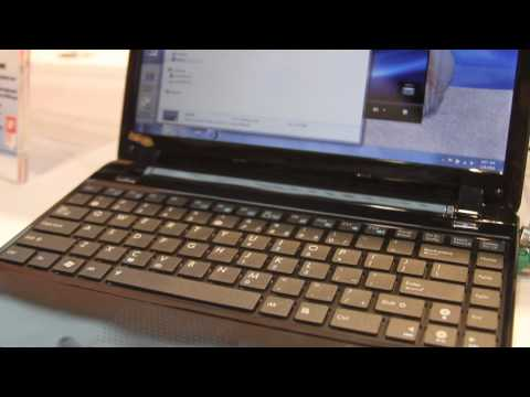 ASUS Eee PC 1201T Hands-on Review!