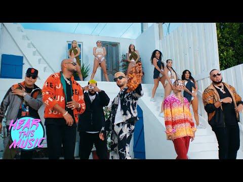 Maluma x Beéle x Rauw Alejandro x Darell x Dj Luian & Mambo Kingz - Aloha
