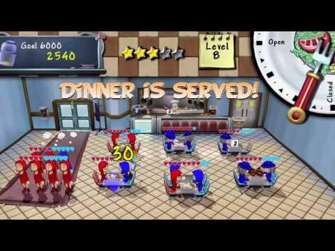 Diner Dash Playstation 3