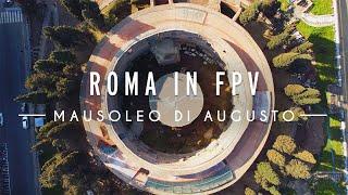 Mausoleo di Augusto | Roma by Drone | Cinematic FPV