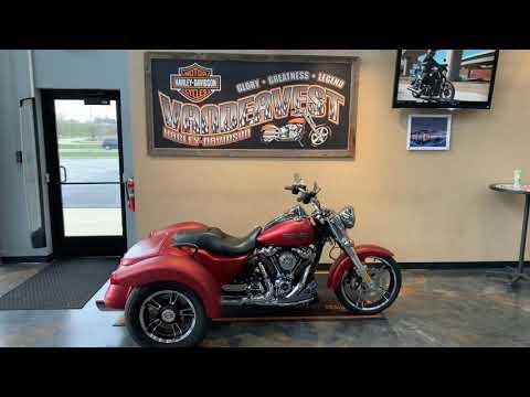 2019 Harley-Davidson Trike Freewheeler at Vandervest Harley-Davidson, Green Bay, WI 54303