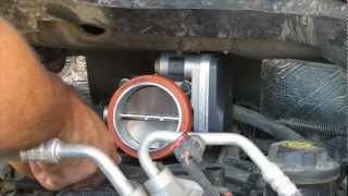 Replace Your Throttle Body Easily