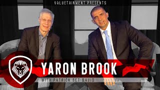 Ayn Rand Chairman Debates Patrick Bet-David