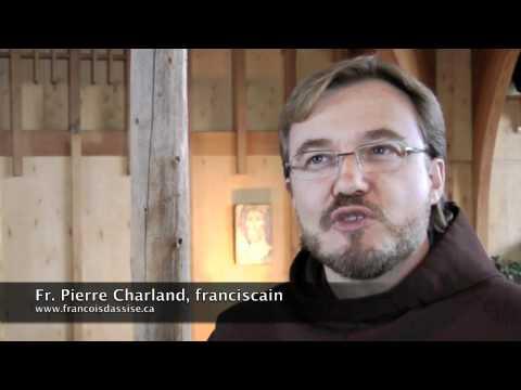La quête de sens et la spiritualité franciscaine, selon Pierre Charland, OFM