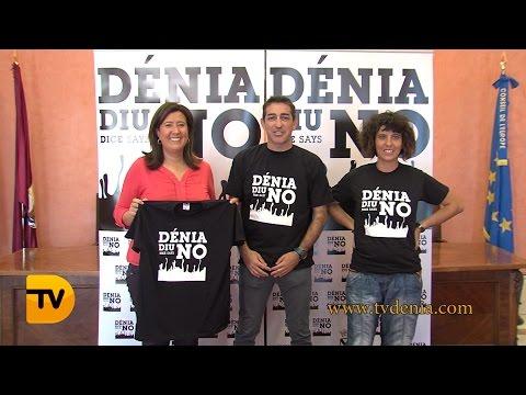 Apoyo al ayuntamiento de Denia en contra de las prospecciones petrolíferas (30/10/2014)