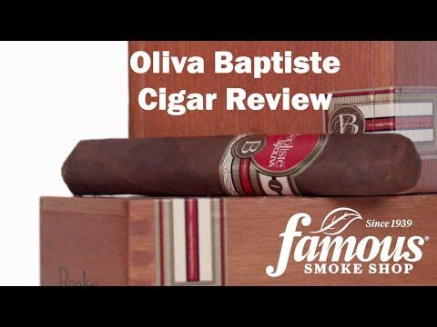 Oliva Baptiste video