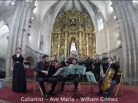 Ave María-William Gómez