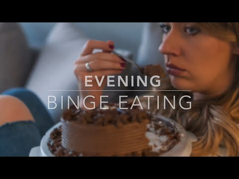 Evening Stress Eating