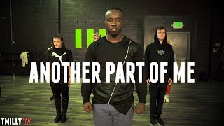 Michael Jackson - Another Part Of Me - Choreography  Willdabeast Adams & Jake Landegrebe- #TMillyTV