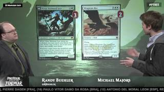Pro Tour Battle for Zendikar Tech Tech: Green-White Megamorph with Michael Majors