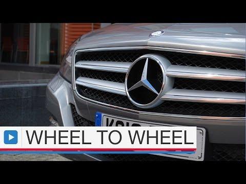 Audi A7 Sportback vs BMW 6 Series Gran Coupe vs Mercedes CLS video 3 of 4