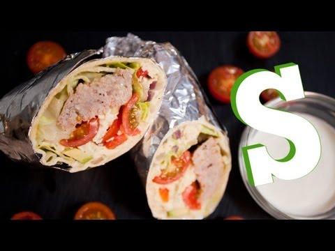 Snídaňové burritos