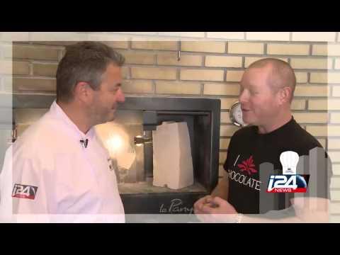 Reportage la boulangerie Tishbi / mars 2015 / Secrets de Chef / Midi Ensemble / i24News