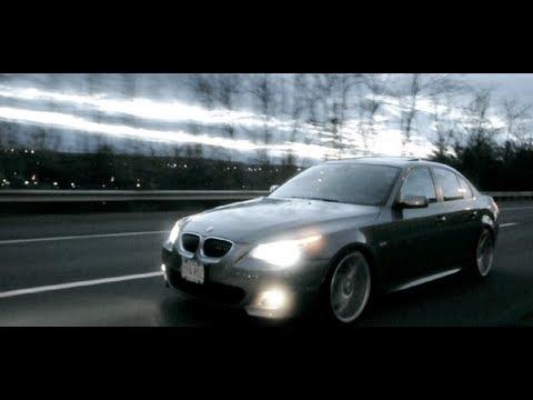 BMW 550i On Vossen Wheels
