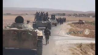 ميليشيا إيران تفتح 3 محاور جنوب حلب وشرق حماة للوصول إلى مطار أبو الظهور العسكري