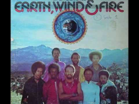 Earth Wind & Fire - Drum Song  ( fast )