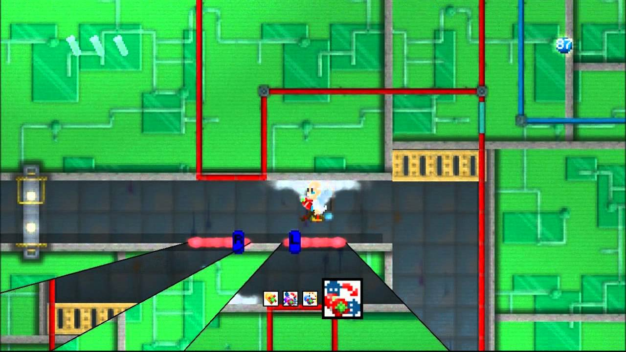 If Portal Was A 2D Platformer, It Would Look Something Like This