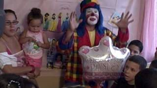 preview picture of video 'Payaso Pikorete Cantando Cumpleaños a Jeslianie en Naguabo Puerto Rico'