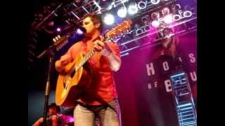 "Easton Corbin: OPENING ""That's Gonna Leave a Memory"" & ""Lovin' You Is Fun"" @ HOB SD on Oct 11, 2013"