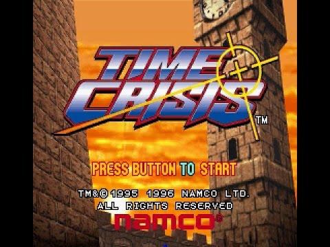 PSX Longplay [216] Time Crisis