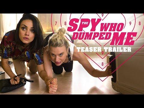 Video trailer för The Spy Who Dumped Me (2018 Movie) Teaser Trailer – Mila Kunis, Kate McKinnon, Sam Heughan