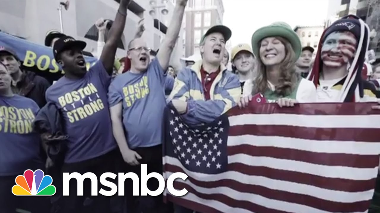 The Boston Marathon: One Year Later   This Day Forward   msnbc thumbnail