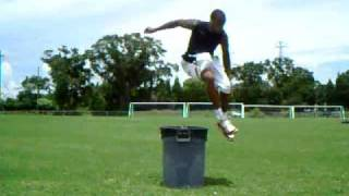 Dre Baldwin: Jump Agility Vertical Drill NBA Workout Training Strength Explosive