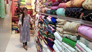 ab6947361 Patiala Punjabi Suit Dress material / Fabrics / buy online Fabrics/  Designer Dress materil