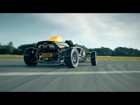 EXCLUSIVE: Chris Harris vs the Ariel Atom 4 | Top Gear: Series 28