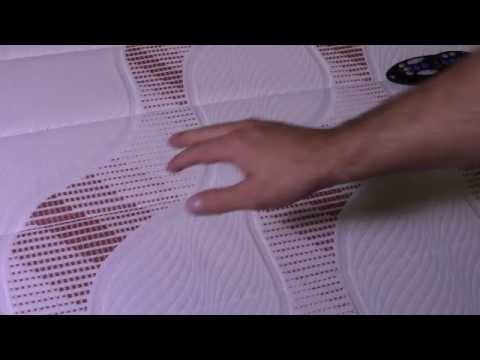 PangeaBed Foam Response Hand Test - PangeaBed - Mattress Reviews