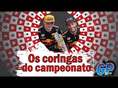 GP às 10: Avanço dos 'coringas' da Red Bull vira esperança de Vettel na reta final da temporada 2017