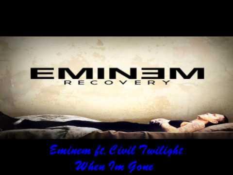 When I'm Gone (feat. Eminem) - Civil Twilight