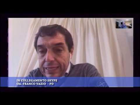 FRANCO VAZIO (PD): «SERVE TERAPIA D'URTO PER SALVARE L'ECONOMIA LIGURE»