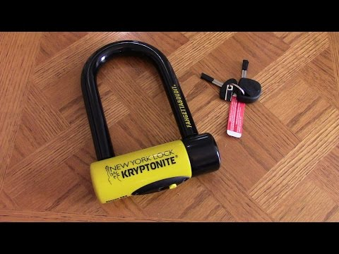 Kryptonight Fahgettaboudit U-Lock – 1080p HD Review