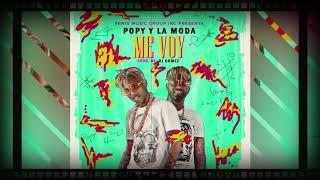 ME VOY PA MI CASA   POPY Y LA MODA (Audio Oficial)