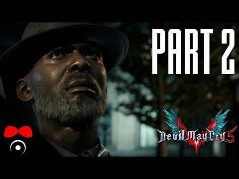 VÉČKO A JEHO ZOO! | Devil May Cry 5 #2