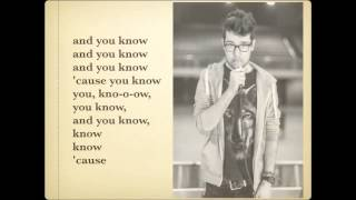 Words Are Words - Dan Smith (Lyrics)