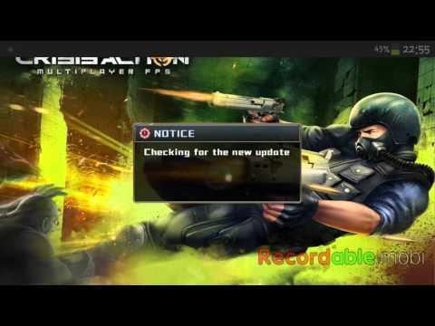 Video Cara Pemasangan Vip Game Crisis Action!!